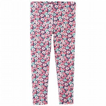 Carter's Floral Leggings