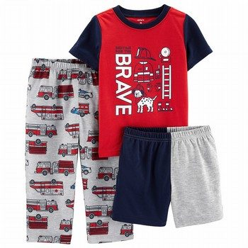Carter's 3PC Firefighter PJ Set