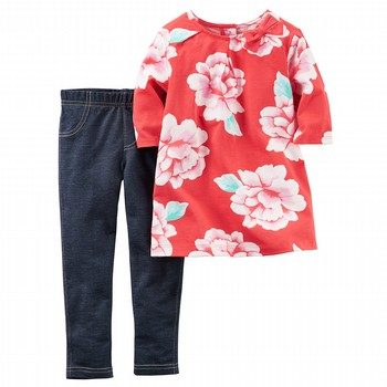 Carter's 2PC Top & Pant Set