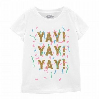 OshKosh B'gosh Originals Yay Graphic Tee