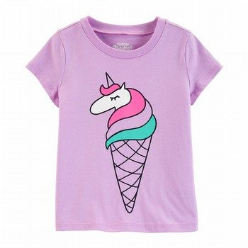 OshKosh Originals Unicorn Graphic Tee