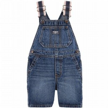 OshKosh B'gosh Denim Shortalls