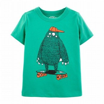 OshKosh B'gosh Originals Skateboarding Graphic Tee