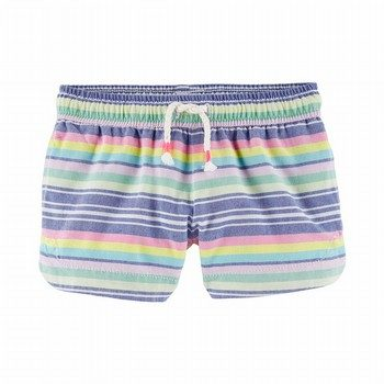 OshKosh Striped Sun Shorts