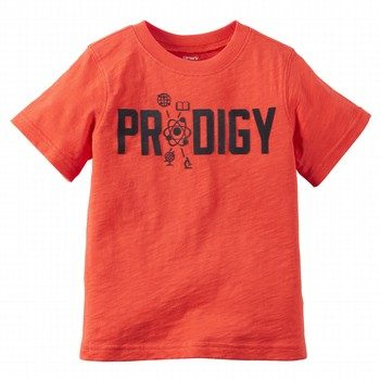 Carter's Prodigy S/S Tee