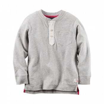 Carter's L/S Henely