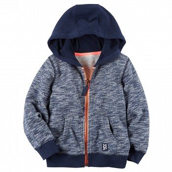 Carter's Marled French Terry Hoodie