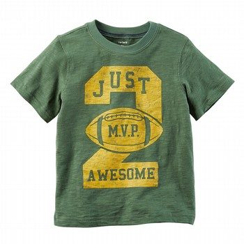 Carter's Awesome MVP Graphic Tee