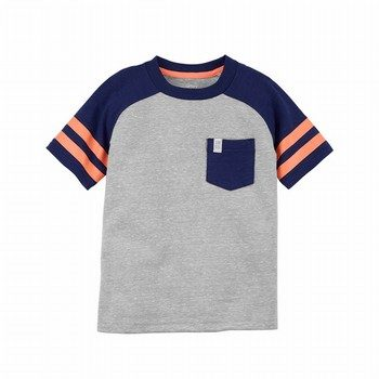 Carter's Raglan Pocket Tee