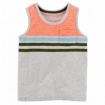 Carter's Striped Tank Top