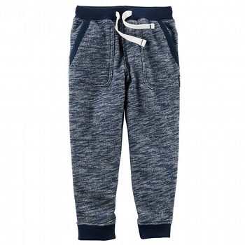 Carter's Pull-On Marled French Terry Joggers