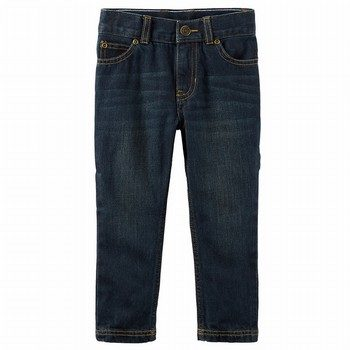 Carter's 5-Pocket Straight-Fit Carpenter Jeans