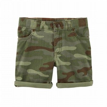 Carter's 5-Pocket Twill Shorts