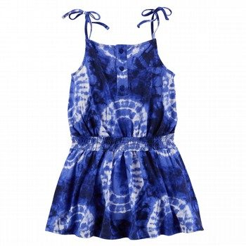 Carter's Knit Tie Dye Dress