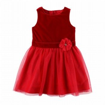 Carter's Holiday Tulle Dress