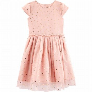 Carter's Tulle Princess Holiday Dress