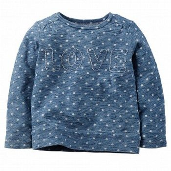Carter's Love Dot Top