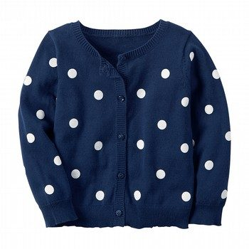 Carter's Polka Dot Cardigan