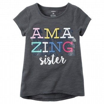 Carter's Amazing Sister Graphic Tee