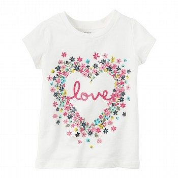 Carter's Love Graphic Tee