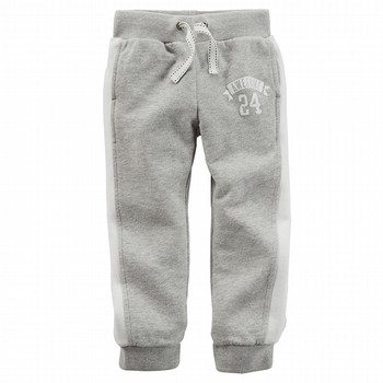 Carter's lounge grey pant