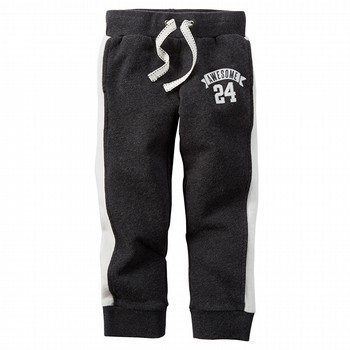 Carter's cropped track pants