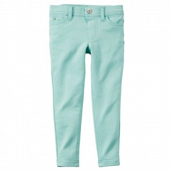 Carter's turquoise jegging