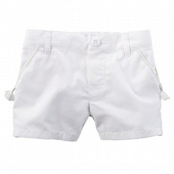 Carter's Embroidered Short