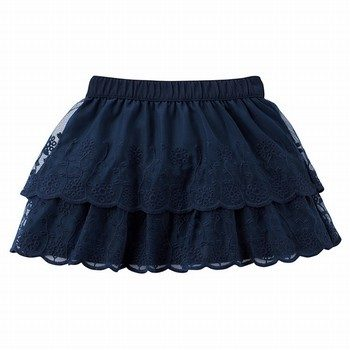 Carter's Tiered Lace Skirt