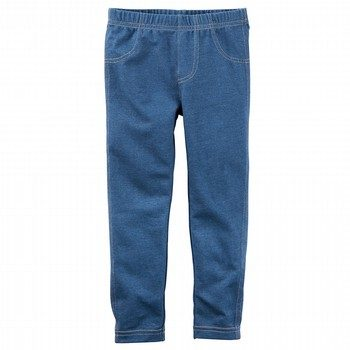 Carter's Denim Jeggins