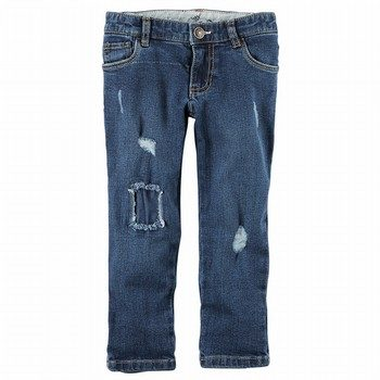 Carter's Loose Fit Patch Denim