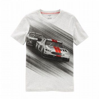 Carter's Race Car Jersey Tee