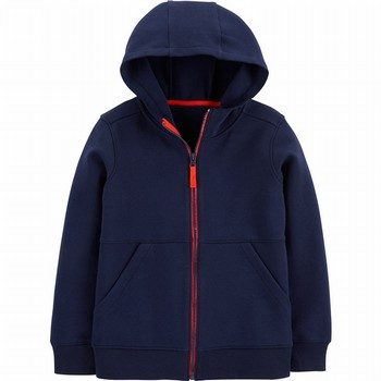 Carter's Colourblock Full-Zip Hoodie