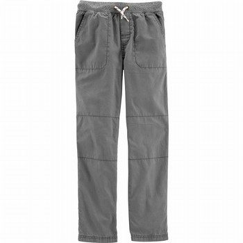 Carter's Easy Pull-On Canvas Pants