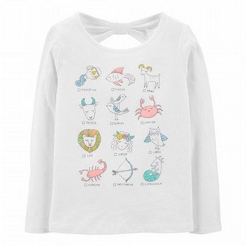 Carter's Astrology Zodiac Signs Tee