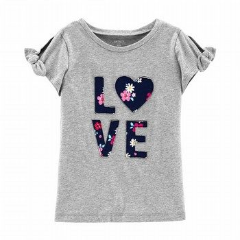 Carter's Floral Fun Day Jersey Tee