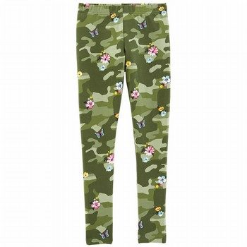 Carter's Floral Camo Leggings