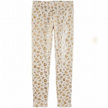 Carter's Cheetah Cozy Fleece Leggings
