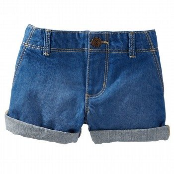 Oshkosh Denim Roll Cuff Shorts