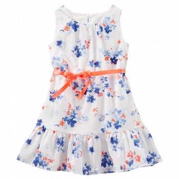 Oshkosh Floral Dress
