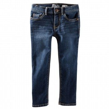 OshKosh Soft Super Skinny Jeans - Marine Blue