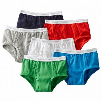Oshkosh 6PK Weekday Underwear
