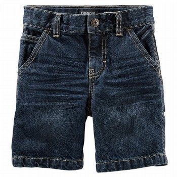 Oshkosh Denim Carpenter Short - Faded Medium