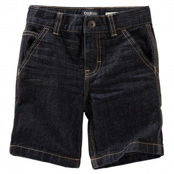 Oshkosh Carpenters Dark Denim Shorts