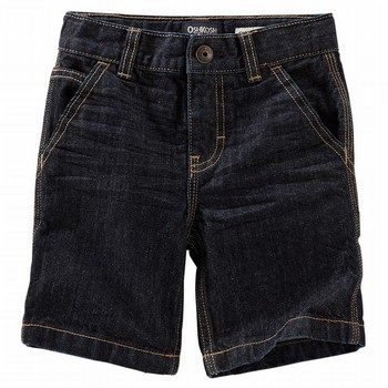 Oshkosh Denim Carpenter Shorts - River Dark