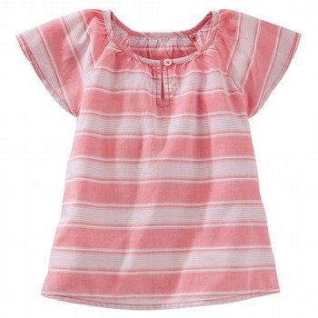 Oshkosh Flutter Sleeve Stripe Top