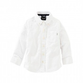 OshKosh Button-Front Oxford Shirt