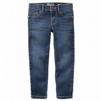 OshKosh Super Skinny Soft Jeans - Marine Blue