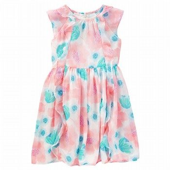 OshKosh Floral International Dress