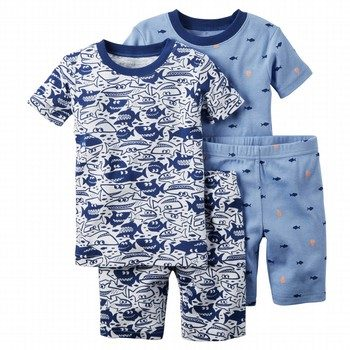 Carter's 4PC Short Pyjama Set